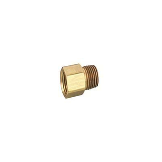 Brass Male X Female Nut Connector Coupling Nut
