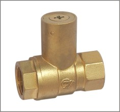 Key Type Handle Lockable Water Valve